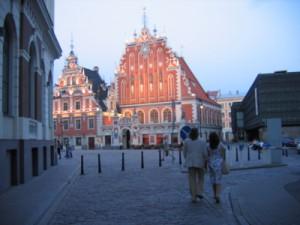 Riga Domplatz